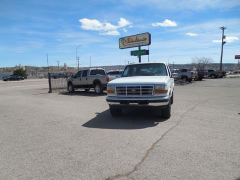Used 1996 Ford Bronco For Sale - Carsforsale.com®