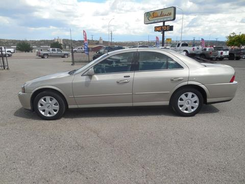 2005 Lincoln Ls V8 >> Lincoln Ls For Sale In Gallup Nm Sundance Motors