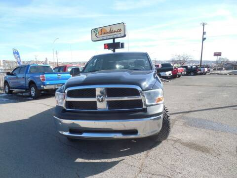 2012 RAM Ram Pickup 1500 ST for sale at Sundance Motors in Gallup NM