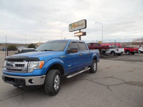 2013 Ford F-150 for sale at Sundance Motors in Gallup NM