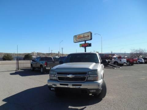 2006 Chevrolet Silverado 1500 for sale at Sundance Motors in Gallup NM