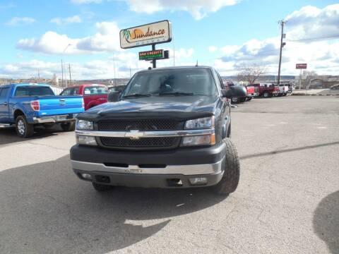 2004 Chevrolet Silverado 2500HD for sale at Sundance Motors in Gallup NM
