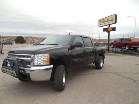 2013 Chevrolet Silverado 1500 LT for sale at Sundance Motors in Gallup NM