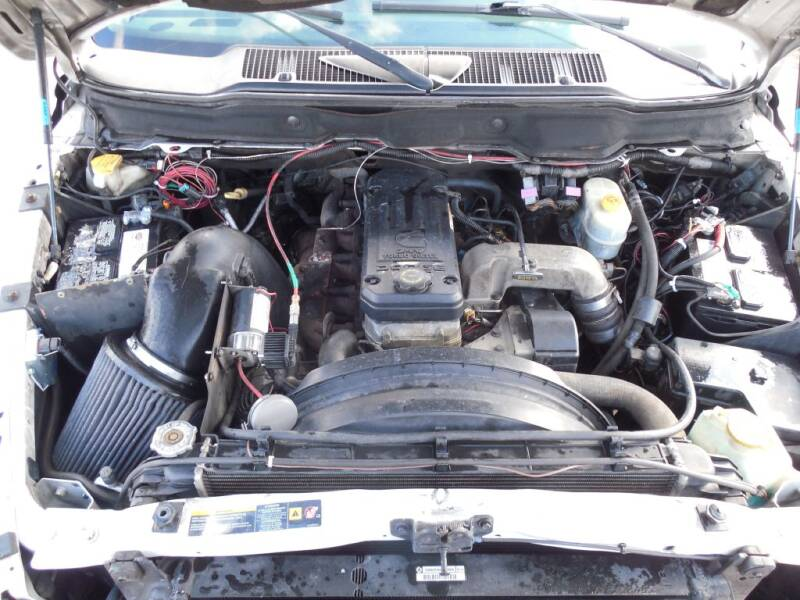 2004 Dodge Ram Pickup 2500 (image 20)