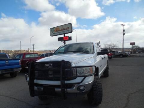 2004 Dodge Ram Pickup 2500 for sale at Sundance Motors in Gallup NM