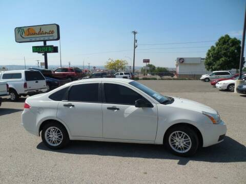 2009 Ford Focus SE for sale at Sundance Motors in Gallup NM