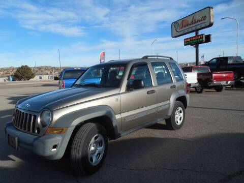 2005 Jeep Liberty Sport for sale at Sundance Motors in Gallup NM