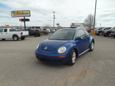 2007 Volkswagen New Beetle 2.5 for sale at Sundance Motors in Gallup NM