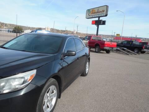 2015 Chevrolet Malibu LS for sale at Sundance Motors in Gallup NM