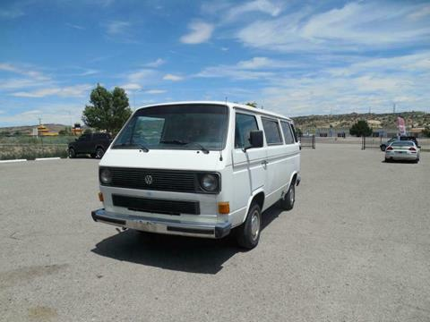 1985 Volkswagen Vanagon for sale in Gallup, NM