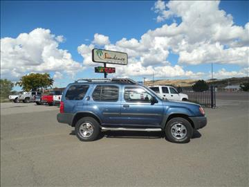 2000 Nissan Xterra for sale at Sundance Motors in Gallup NM