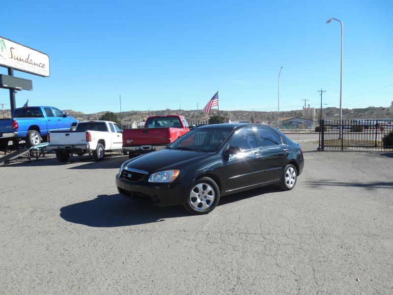 2006 Kia Spectra for sale at Sundance Motors in Gallup NM