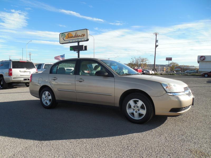 2004 Chevrolet Malibu for sale at Sundance Motors in Gallup NM