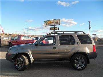 2004 Nissan Xterra for sale at Sundance Motors in Gallup NM