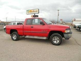 2000 Dodge Ram Pickup 1500 for sale at Sundance Motors in Gallup NM