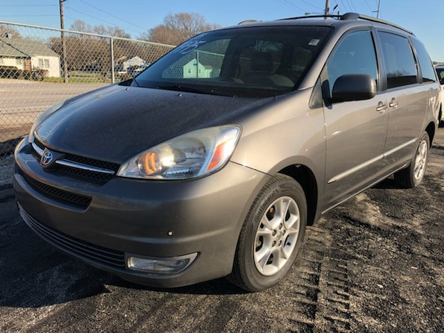 2005 Toyota Sienna XLE Limited 7 Passenger AWD 4dr Mini Van   Indianapolis  IN