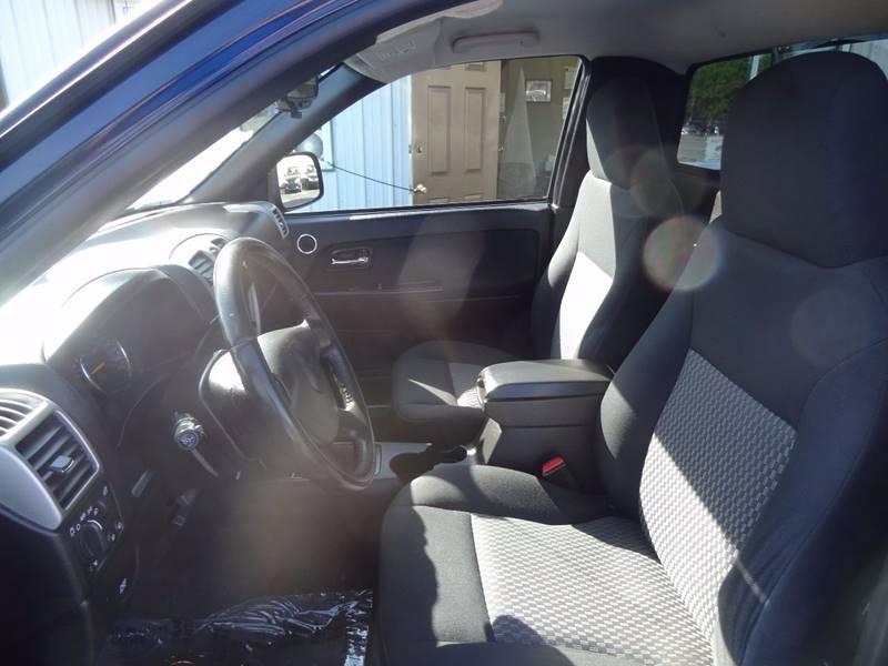2008 GMC Canyon SLE 2dr Regular Cab 4x4 SB - Saint Cloud MN