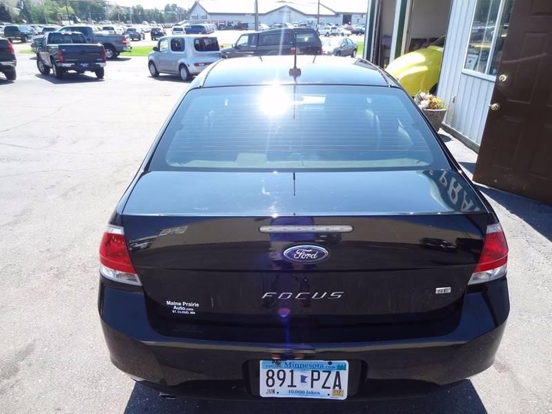 2008 Ford Focus SE 2dr Coupe - Saint Cloud MN