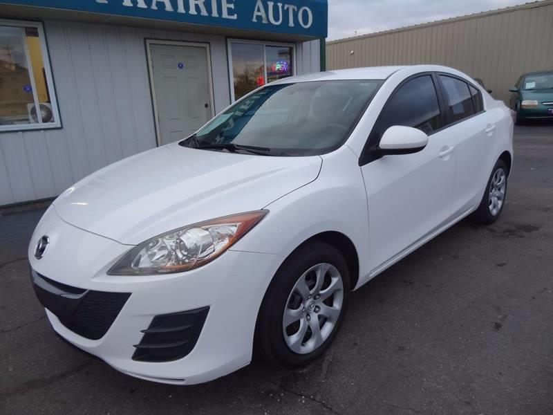 2010 Mazda MAZDA3 i Sport 4dr Sedan 5M - Saint Cloud MN