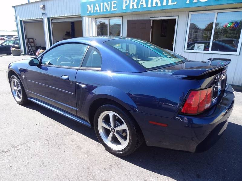 2003 Ford Mustang 2dr Fastback - Saint Cloud MN