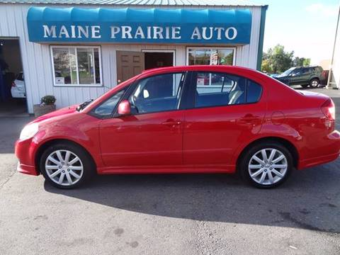 2012 Suzuki SX4 for sale in Saint Cloud, MN