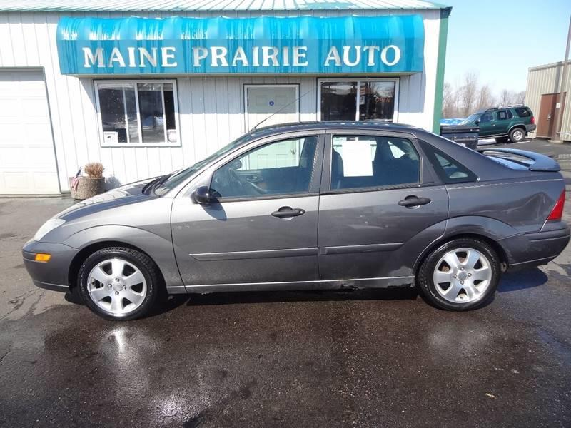 2002 ford focus zts 4dr sedan in saint cloud mn maine. Black Bedroom Furniture Sets. Home Design Ideas