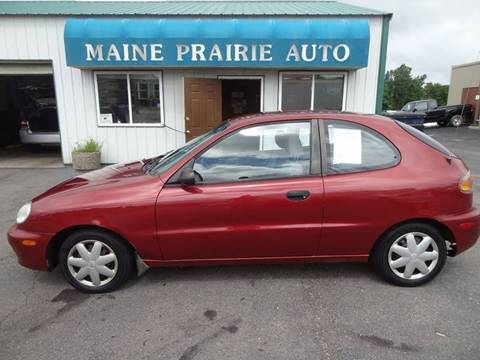 2001 Daewoo Lanos for sale in Saint Cloud, MN