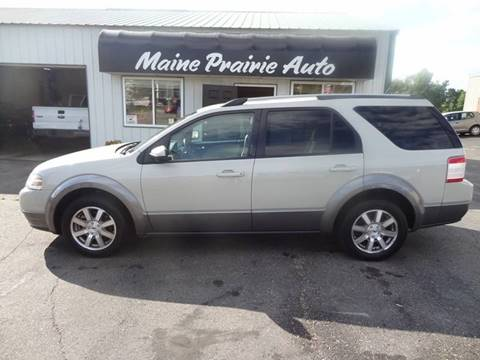 2008 Ford Taurus X for sale in Saint Cloud, MN