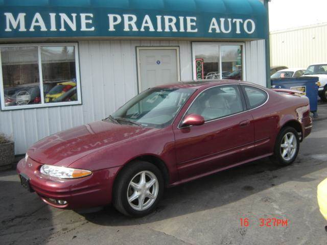 2001 Oldsmobile Alero GL2 - Saint Cloud MN