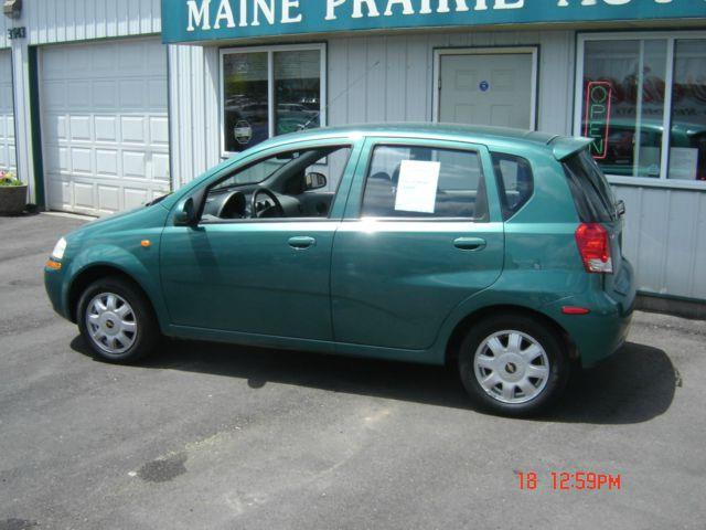 2004 Chevrolet Aveo LS 4dr Hatchback - Saint Cloud MN