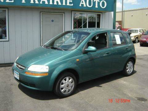 2004 Chevrolet Aveo for sale in Saint Cloud, MN