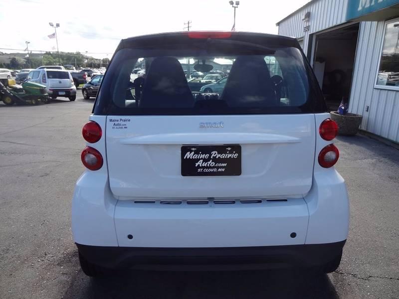 2013 Smart fortwo pure 2dr Hatchback - Saint Cloud MN