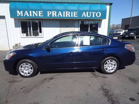 2012 Nissan Altima for sale in Saint Cloud, MN