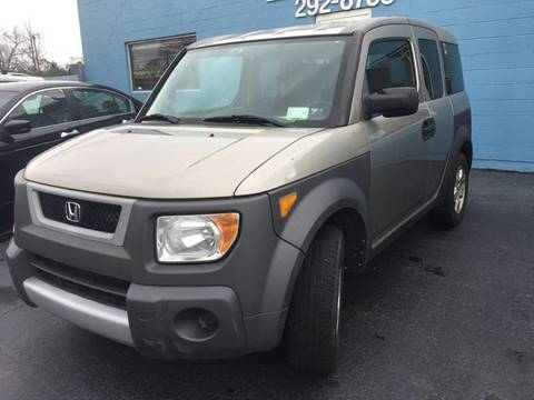 2004 Honda Element for sale in Greenville, SC
