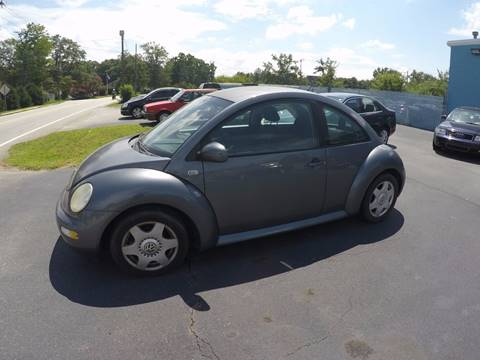2002 Volkswagen New Beetle for sale in Greenville, SC
