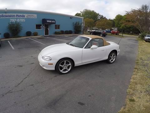 2003 Mazda MX-5 Miata for sale in Greenville, SC