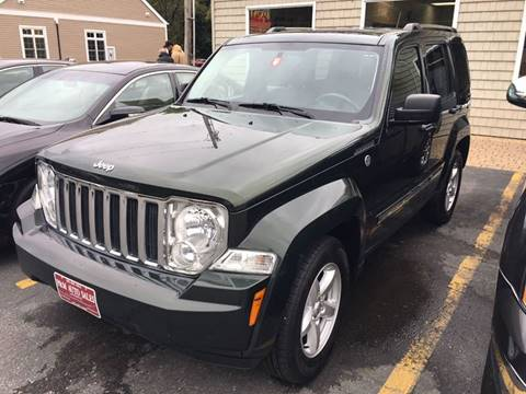 2011 Jeep Liberty for sale in Springfield, VT