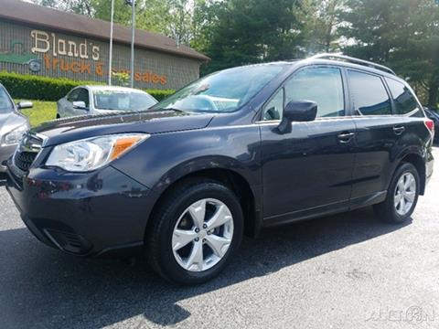 2015 Subaru Forester for sale in Bloomington, IN
