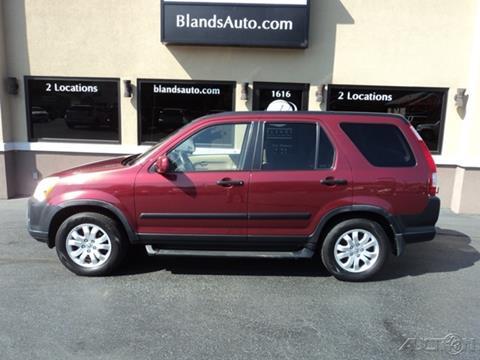 2005 Honda CR-V for sale in Bloomington, IN