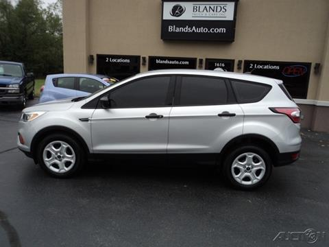 2017 Ford Escape for sale in Bloomington, IN