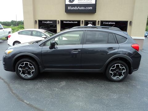 2014 Subaru XV Crosstrek for sale in Bloomington, IN