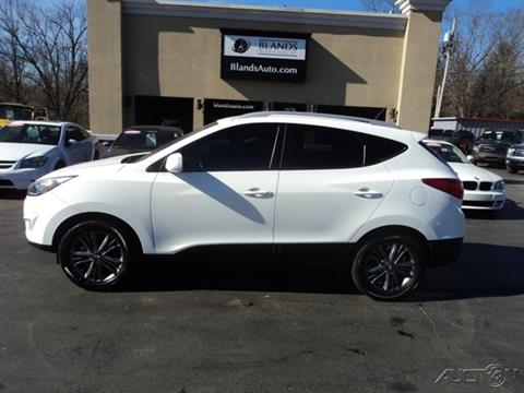2015 Hyundai Tucson for sale in Bloomington, IN
