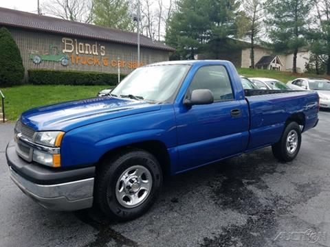 2004 Chevrolet Silverado 1500 for sale in Bloomington, IN