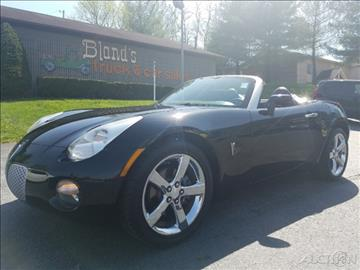 2006 Pontiac Solstice for sale in Bloomington, IN