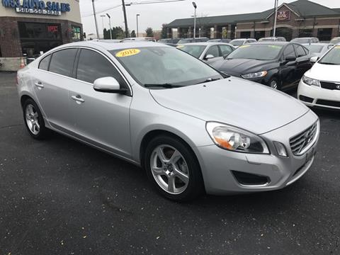 2012 Volvo S60 for sale in Warren, MI