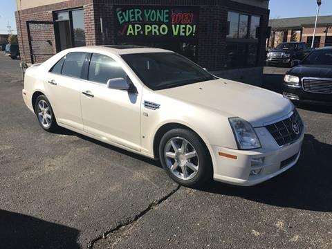 2008 Cadillac STS for sale in Warren, MI