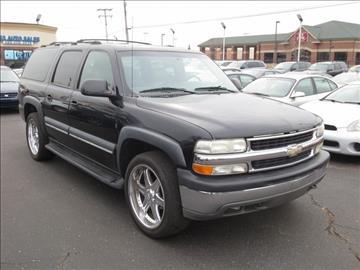 2002 Chevrolet Suburban for sale in Warren, MI