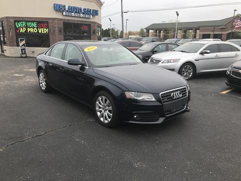 2011 Audi A4 for sale in Warren, MI