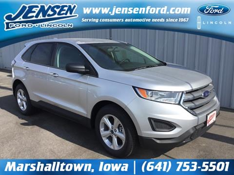2017 Ford Edge for sale in Marshalltown, IA