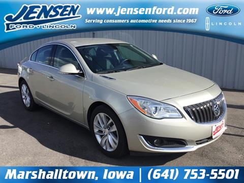 2015 Buick Regal for sale in Marshalltown, IA